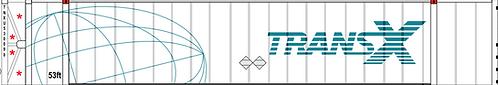 N - TRANS X 53´External Reefer Motor
