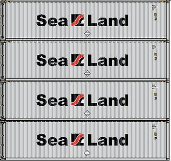 N - SEA LAND 40' Column