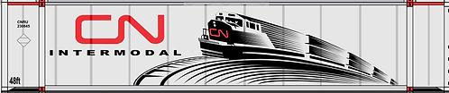 N - CN INTERMODAL DRY 48´