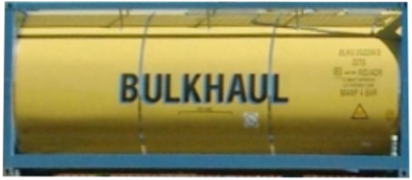 N - BULKHAUL 20´ Tank Containers