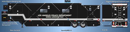 N - Los Angeles Police Departament - Trailer