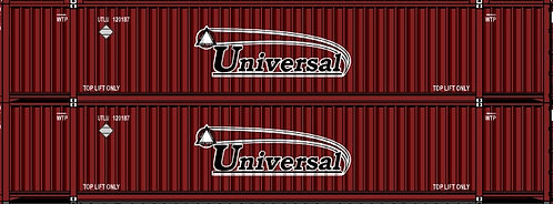 N - UNIVERSAL 53´- Double Stack