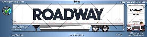 N - ROADWAY 53´Trailer