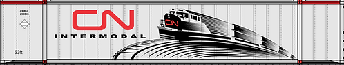 N - CN INTERMODAL DRY 53´