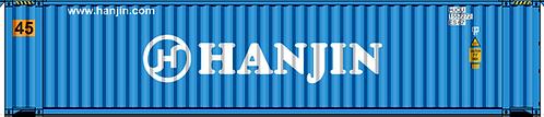 HO - HANJIN 45´ Sea Container