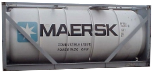HO - MAERSK 20´ Tank Containers