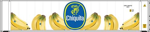HO - CHIQUITA 45´Sea Container