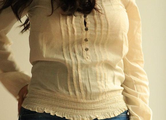 Camisola bordados