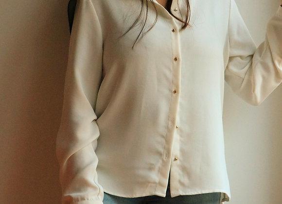 Camisa básica Zara