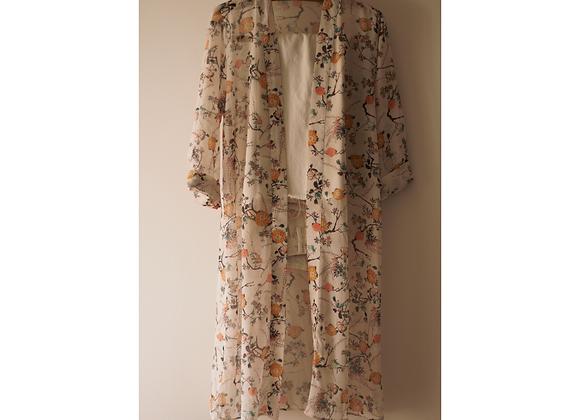 Kimono florido
