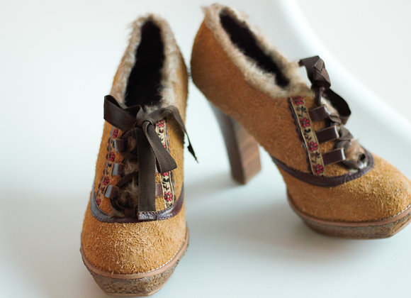 Sapatos altos Poetic Licence