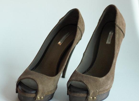 Sapatos altos Zara