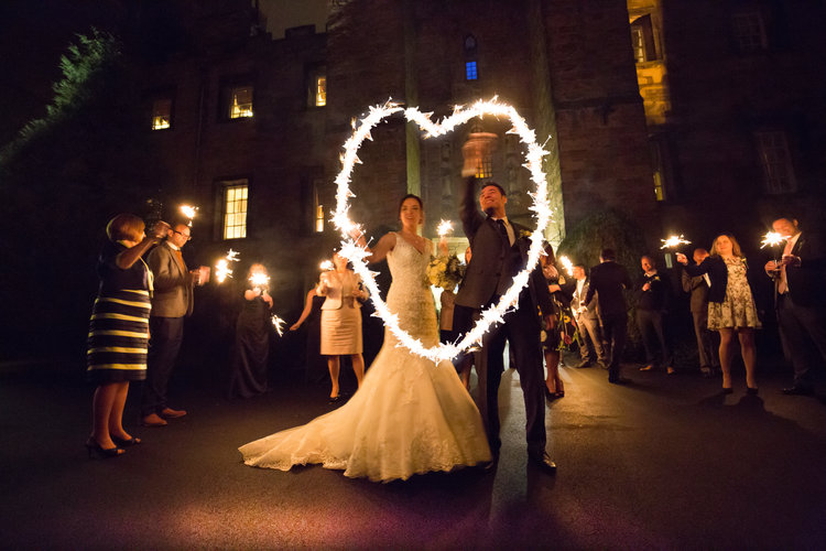 North East, North Yorkshire and Northumberland Wedding Photographer Andrew Davies