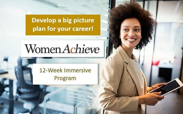 Women Achieve 12-Week Interactive Program