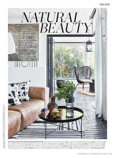 Home Beautiful Magazine