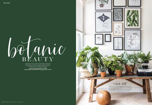 Home Beautiful magazine October 2019