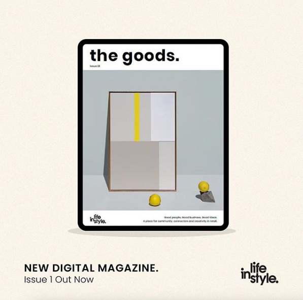The Goods digital magazine for Life Instyle