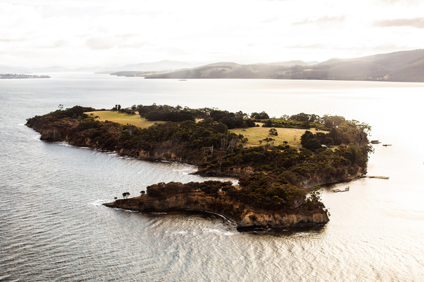This rugged island escape has all the ingredients to reconnect to self