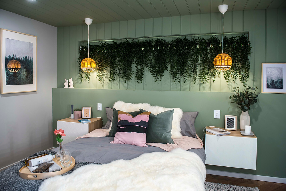 The Best Rooms Of House Rules Scandi Style Bedroom