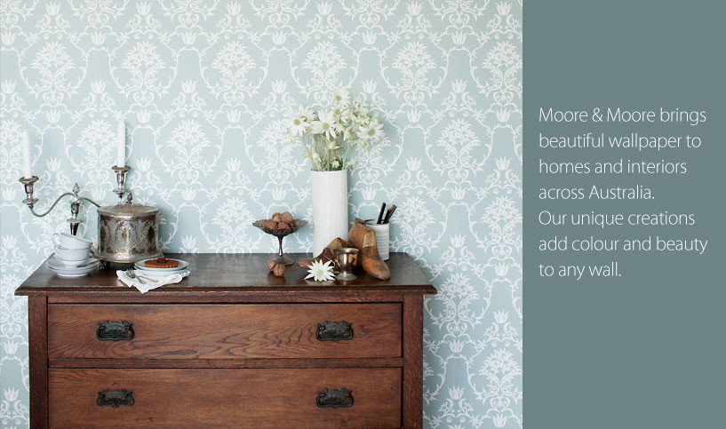 Styling - Moore & Moore Wallpaper