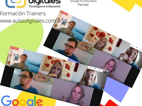 Formación de Trainers de  Google