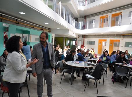 Escuela del Cono Sur de Río Grande, Tierra del Fuego, adopta herramientas de Google para sus clases