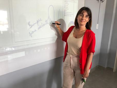 Puesta en marcha del proyecto Aulas Digitales en Instituto Victoria Ocampo de Avellaneda