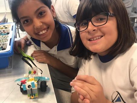 Escuela de Robótica en Campana