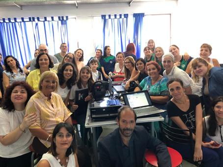 Instituto Victoria Ocampo realiza despliegue y Capacitación a sus docentes en Google for Education