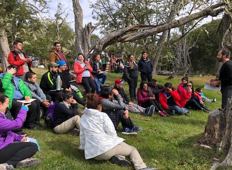 Campamento Digital en Escuela del Cono Sur, Río Grande Tierra del Fuego