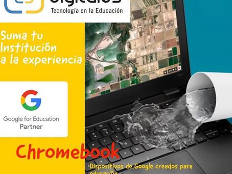 Experiencia Chromebook