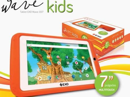 Tablet Educación Inicial y primer ciclo