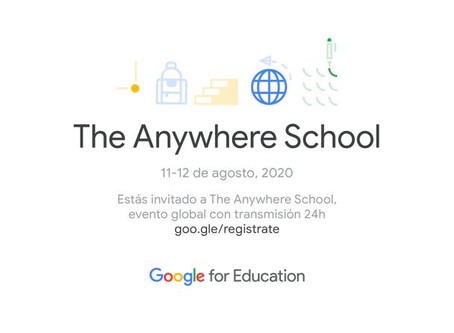 La Escuela en todas partes, Google for education