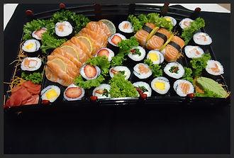 alimentação saudável para seus convidados