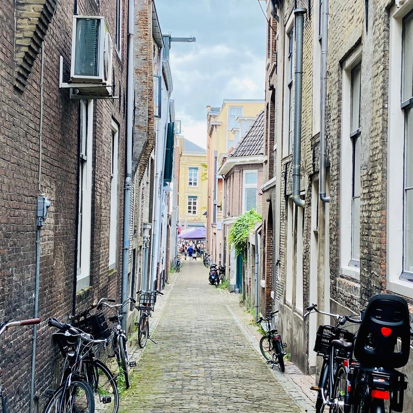 רחוב צדדי