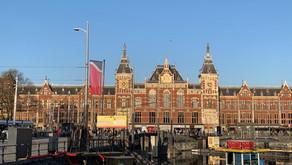 התחנה המרכזית באמסטרדם – Central Station