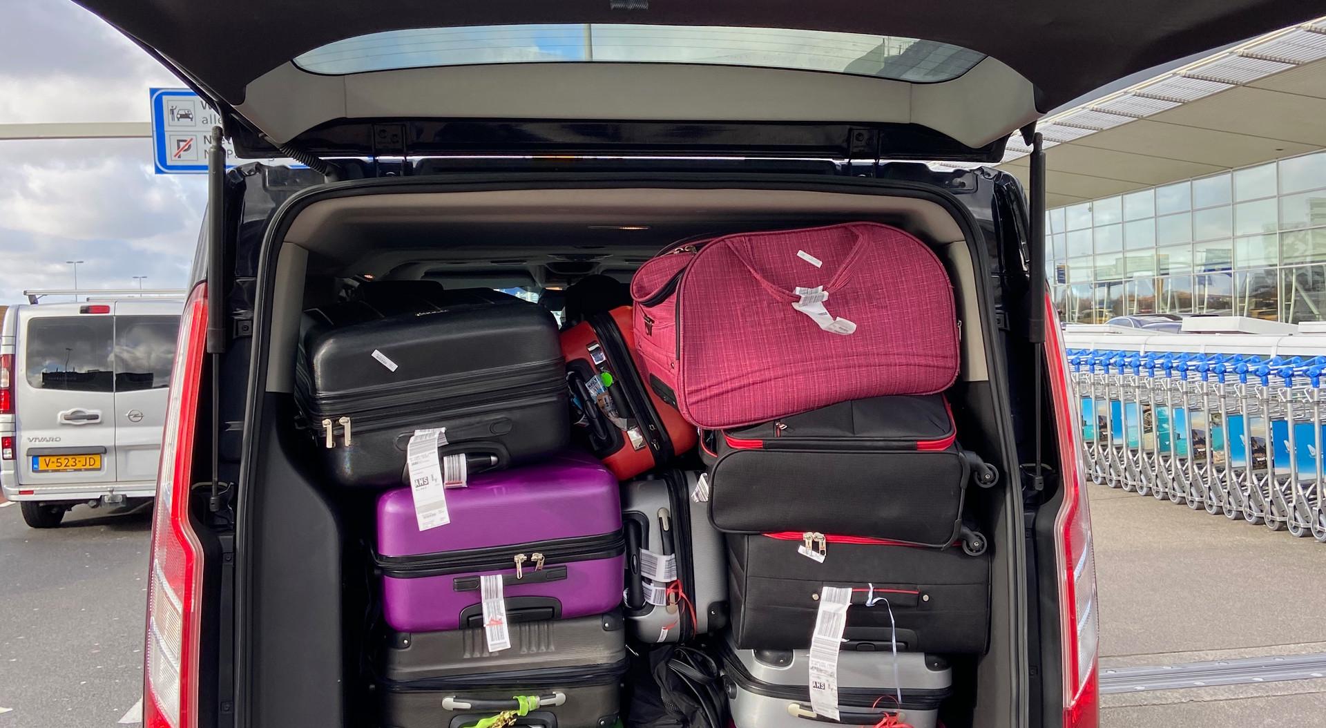מזוודות ללא תוספת תשלום