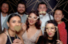 Photo Booth in Tucson for Pop Weds Biz Night on December 12, 2018 from Shutterlust