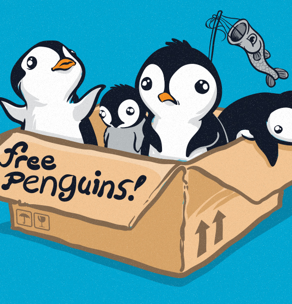 Free Penguins