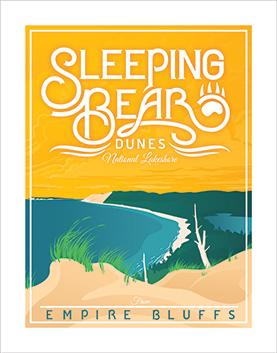 Sleeping Bear Duns