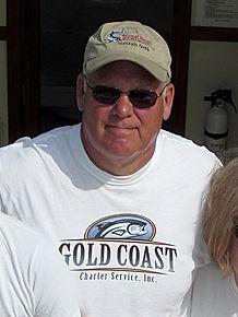 Captain Eric Walline - Frankfort Charter Fishing Captain