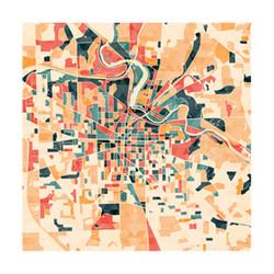 Ann Arbor Block Map
