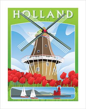 Holland (De Zwaan)