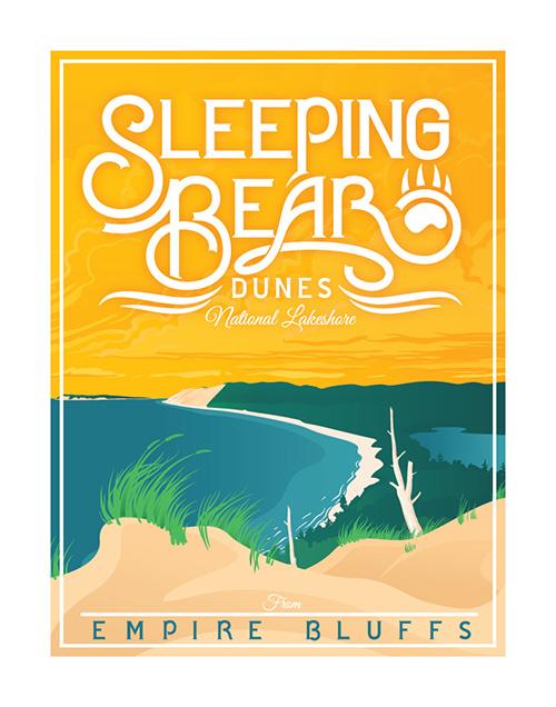 Sleeping Bear Dunes 1