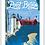 Thumbnail: Point Betsie - Michigan Travel Art Print