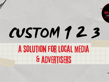 The Branded Content Project introduces Custom 1 2 3