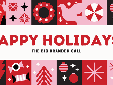 Branded Buzz: Holiday playbook for Q4 sales