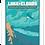 Thumbnail: Lake of the Clouds - Michigan Travel Art Print