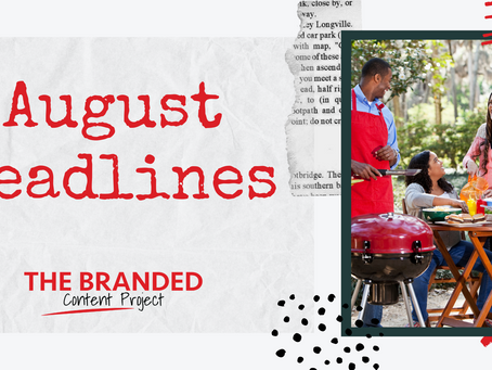 Secure new sponsors with engaging summer branded content