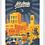 Thumbnail: Ann Arbor Liberty - Michigan Travel Art Print